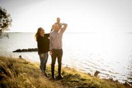 Bill, Kate, Marley - James Braszell Photography