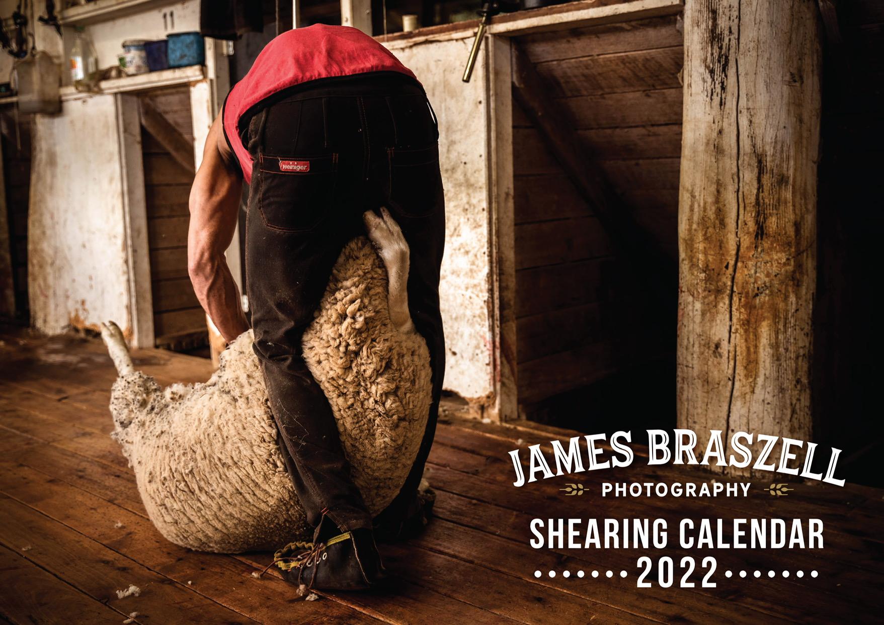 JamesBraszell 2022Calendar HRCoverImage — James Braszell Photography