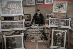 Sheepvention - About James Braszell Photography