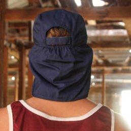Legionnaire Hat (Back) - James Braszell Photography