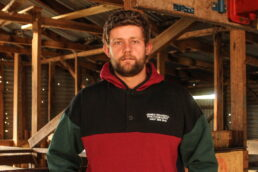 Shearer Hooded Multitop (Front) - James Braszell Photography