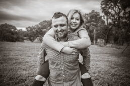 Kristy and Bryce - James Braszell Photography