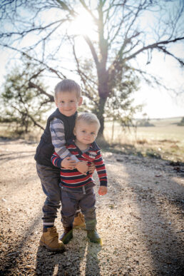 Rural Family Photography - James Braszell Photography